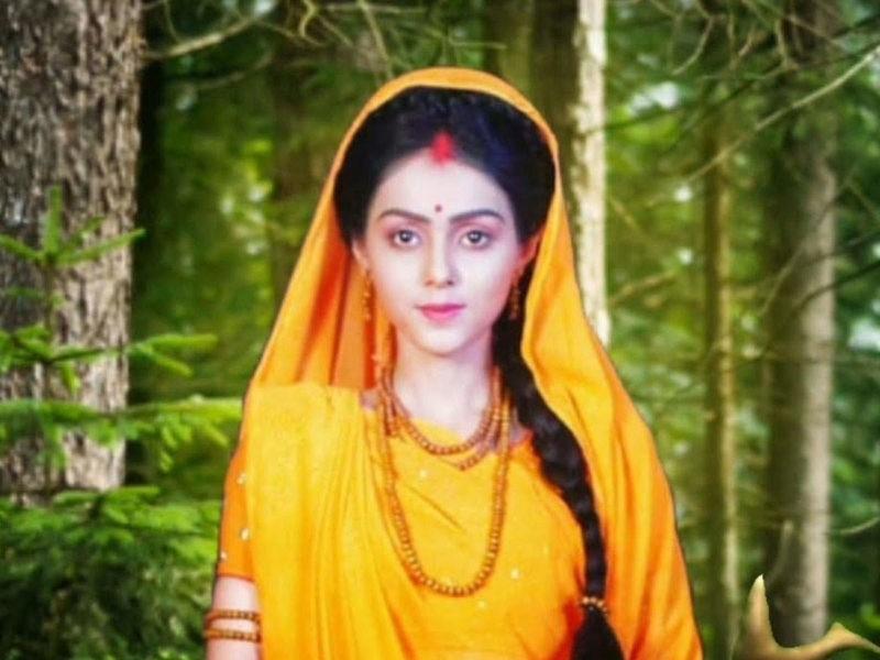 'राधाकृष्ण' में 'सीता' भी बनी हैं मल्लिका सिंह